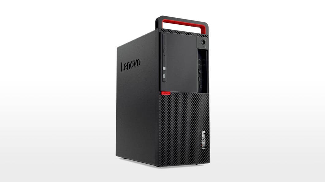 Lenovo M910t Intel Core i7-7700 Processor (8M Cache 3.6 GHz) 8GB DDR4-2400 1TB 7200 RPM DVD+/-RW Drive Intel Integrated Graphics Windows 10 Pro 64 3 Year On-site