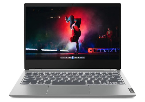 Lenovo ThinkBook 13s Intel Core i5-10210U 8GB DDR4 512GB M.2 2242 PCIe NVMe Integrated Intel UHD Graphics 13.3 FHD Win 10 Pro 64 Wi-fi 11ac 2x2 + BT5.0 720p camera with ThinkShutter 3 Cell 45Whr 65W AC ZA KYB US English 1 Year Carry-in Warranty Mineral Grey