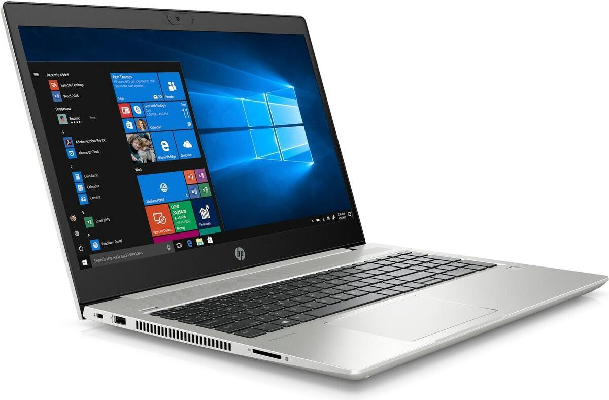 HP ProBook 450 G7 Intel Core i7-10510U 8GB DDR4 1 DIMM 256GB PCIe NVMe Value 15.6 FHD LCD nVidia MX130 2GB Graphics NO OPTICAL DRIVE Intel Wi-Fi 6 AX201 ax 2x2 MU-MIMO nvP +BT 5 Win 10 PRO 64bit (No downgrade to Win 7 supported) 1~1~0 STANDALONE NOTEBOOK PROMO - PSG801
