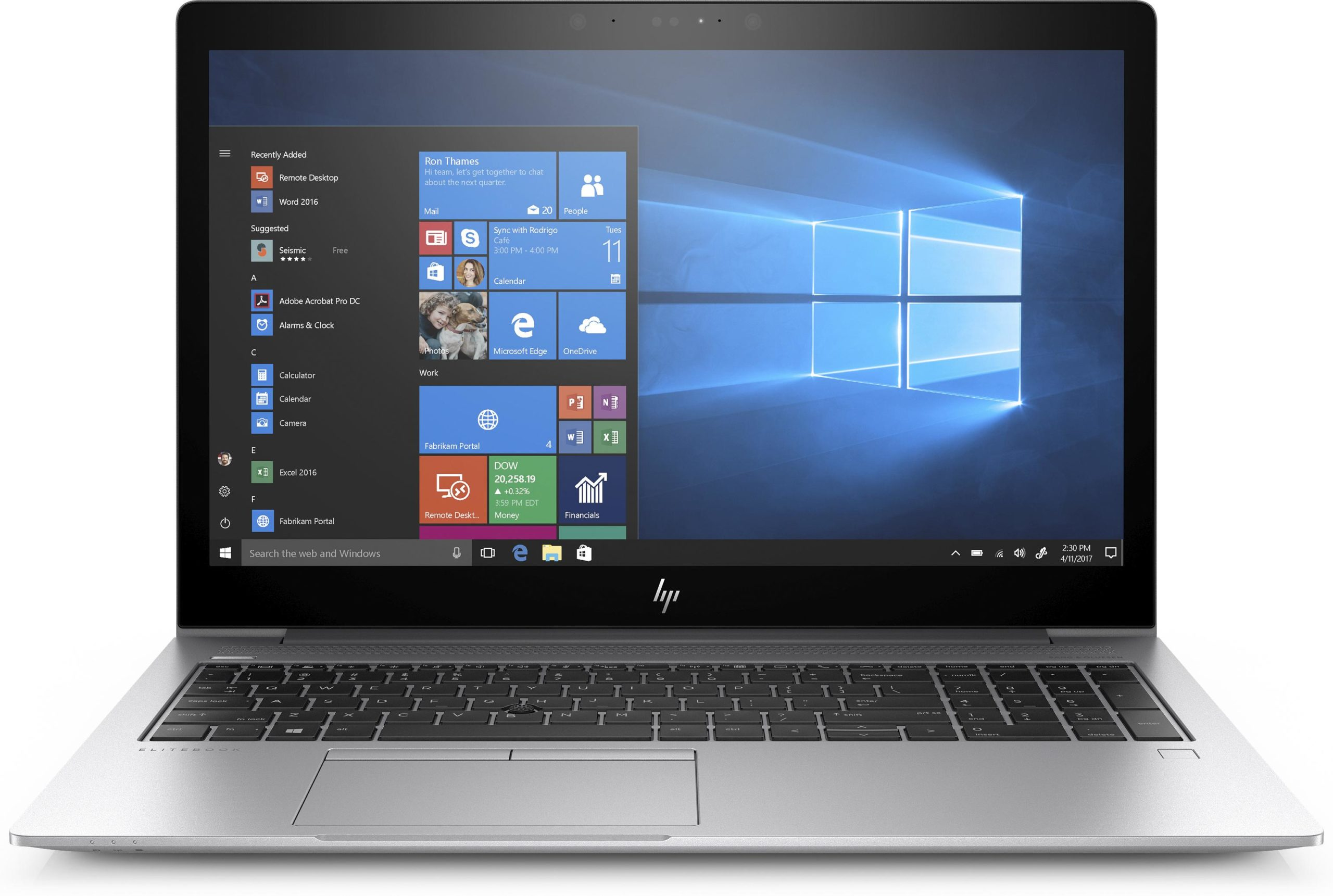 HP IDS UMA I5-8250U