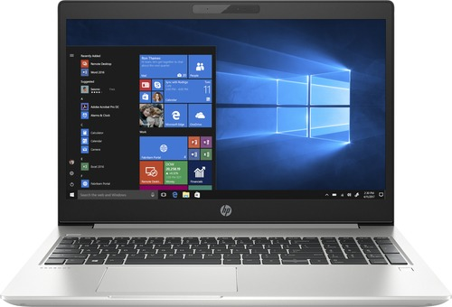 HP ProBook 450 G6 Intel Core i3-8145U 4GB DDR4 2400MHz 1 DIMM 500GB 7200RPM HDD 15.6 High Definition Anti-Glare LED SVA UMA NO OPTICAL DRIVE Intel 9560 AC 2x2 MU-MIMO nvP 160MHz Bluetooth 5 Finger Print Reader Win 10 PRO 64bit (No downgrade to Win 7 supported) 1~1~0 (No 4G) - SEA