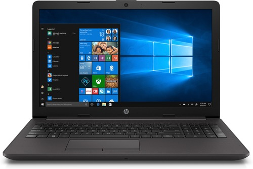 HP 250 G7 Intel Core i5-8265U 4GB DDR4 2133 1 DIMM 1TB 5400rpm DVD+/-RW - Fixed NO 56K Modem Intel AC 1x1 Wireless BLUETOOTH 4.2 15.6 HD SVA eDP anti-glare LED-backlit Intel Graphics Media Accelerator Windows 10 Home Emerging Markets 64 (No downgrade to Win 7 supported) 1~1~0 - SEA INCLUDED 3 YEAR NEXT BUSINESS DAY ON SITE WARRANTY PROMO (Get the below monitor added FREE) Only while stock lasts PROMO CODE - PSG717 5YR89AS#ACQ HP V194 18.5 LED LCD Monitor - Aspect Ratio 16:9 Res 1366x768 Ports 1xVGA 5ms response 1.1.0