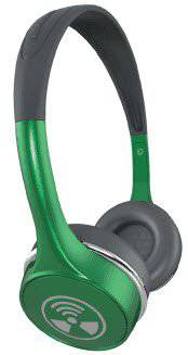IFROGZ TOXIX PLUS WITH MIC - APPLE GREEN