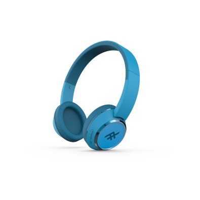 IFROGZ CODA WIRELESS HEADPHONE - BLUE