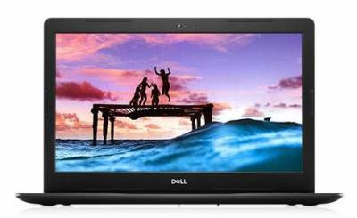 Inspiron 3580: 8th Gen Intel(R) Core(TM) i7-8565U Processor (8MB Cache up to 4.6 GHz) 15.6-inch FHD (1920 x 1080) Anti-Glare LED-Backlit Non-touch Display 8GB 1x8GB DDR4 2400MHz 1TB 5400 rpm 2.5 SATA Hard Drive Tray load DVD Drive (Reads and Writes to DVD/CD AMD Radeon(TM) 520 Graphics with 2G GDDR5 graphics memory McAfee 30day Trial Windows 10 Professional (64Bit) 1Yr Collect and Return Service