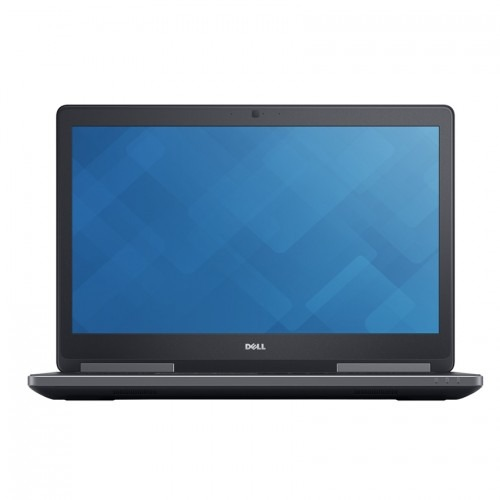 Dell Precision M7520 i7 7700HQ 156 Non Touch FHD (1920X1080) 16GB (2x8GB) DDR4 2400MHz RAM 512GB M.2 SSD Nvidia Quadro M2200 4GB GDDR5 Graphics Card 6-cell battery Windows 10 Professional 3Yr ProSupport Next Business Day