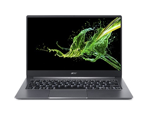 SF314-57-51J3|Intel Core i5-1035G1| 14 FHD Acer ComfyView IPS LED LCD | UMA |8GB Memory | 512GB PCIe NVMe SSD |AX + BTS Wifi 6| HD Camera with 2M | 48Wh Li-ion battery | 45W AC adapter | Fingerprint reader | Backlight Keyboard | Windows 10 home Iron