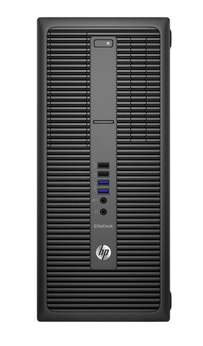 HP EliteDesk 800G2 TOWER Intel Core i7-6700 - 4GB DDR4-2133 (1x4GB) RAM - 500GB HDD - Slim Supermulti ODD - Windows 10 Pro 64 downgraded to Windows 7 Pro 64- (3-3-3) - SEA