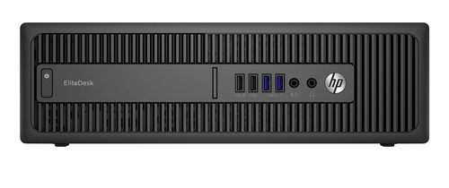 HP EliteDesk 800G2 SFF Intel Core i5-6500 - 4GB DDR4-2133 (1x4GB) RAM - 500GB HDD - Slim Supermulti ODD - Windows 10 Pro 64 downgraded to Windows 7 Pro 64 - (3-3-3) - SEA