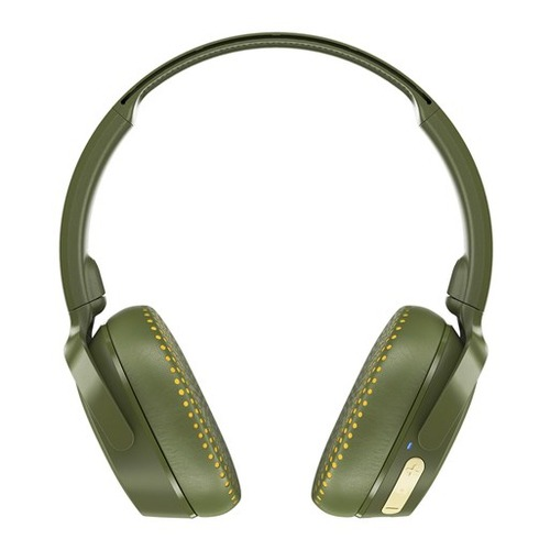 RIFF WIRELESS ON-EAR OLIVE/MOSS/YELLOW
