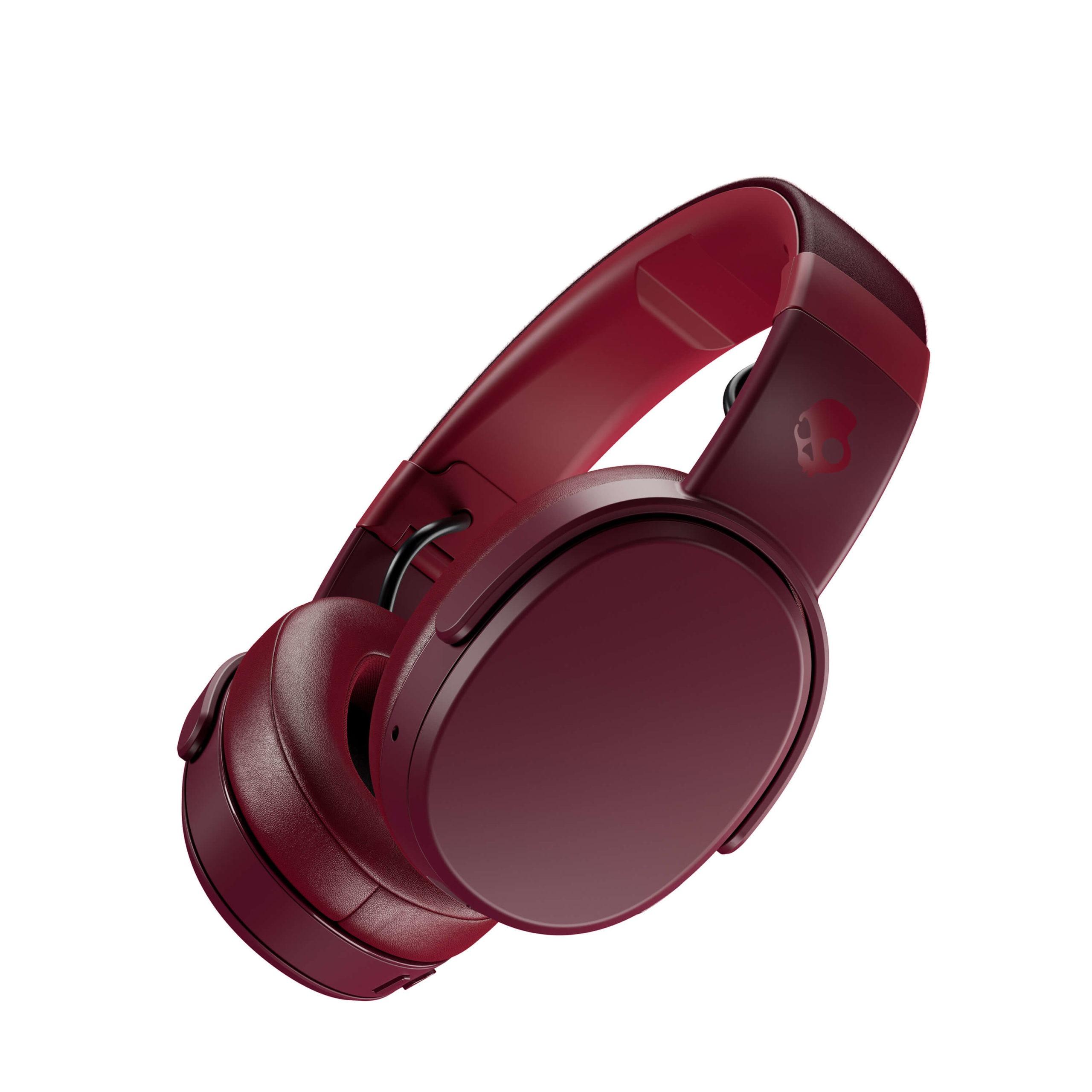 CRUSHER WIRELESS OVER EAR MOAB/RED/BLACK